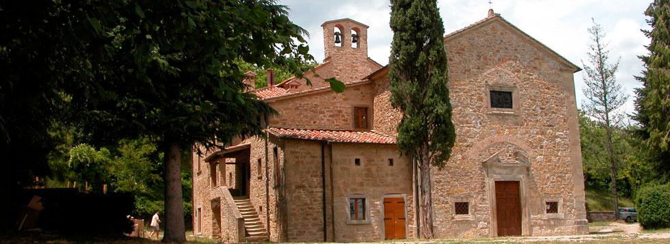 Santuario Madonna Della Selva Casa Scout Arezzo 2